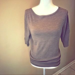 The Limited Brown Sweater Size  Medium